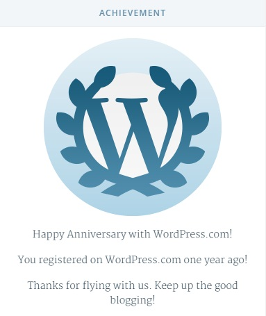1st blogiversary, first blog anniversary post and a giveaway (win a yves saint laurent rouge pur lipstick of your choice) - wordpress achievment