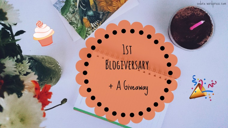 1st blogiversary, first blog anniversary post and a giveaway (win a yves saint laurent rouge pur lipstick of your choice) - wordpress, thumbnial