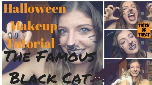 Halloween Makeup Tutorial -
