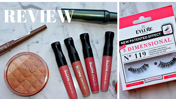 3a4bce345d4 New Products from Rimmel & Eylure – First Impressions – KezziesCorner