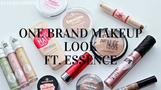 One Brand Makeup Look Essence Kezziescorner